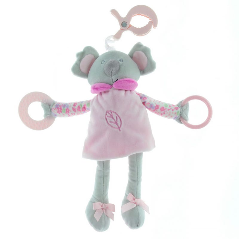 Jouet D'activités Koala Rose