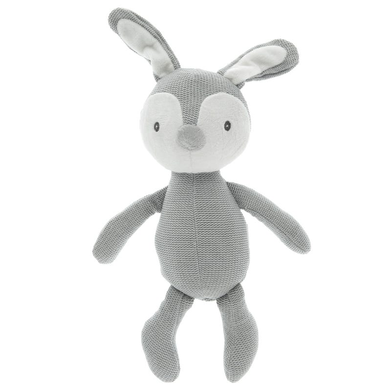 Rabbit Grisou Knitted - Grey
