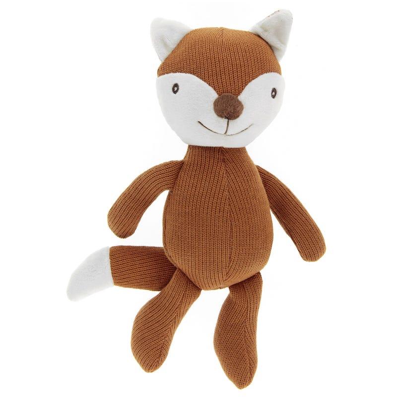 Fox Glenn Knitted