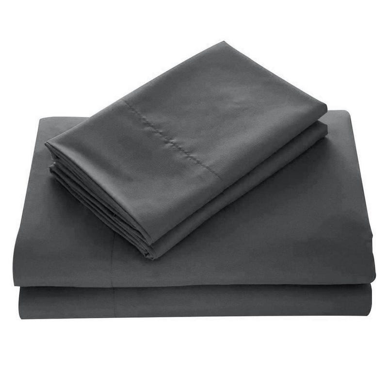 Double Sheet Set - Grey