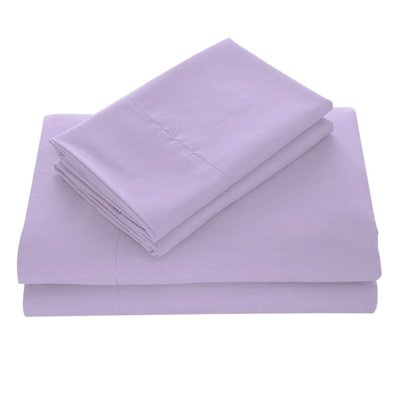 Double Sheet Set Lavender