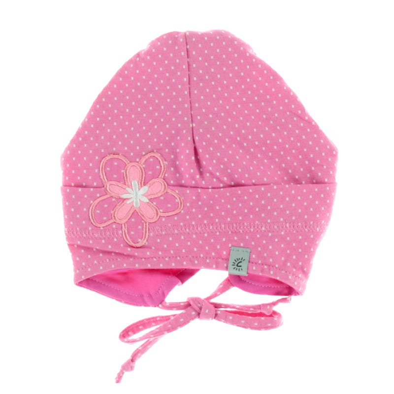 Cotton Interlock Mid Season Hat 3-18m