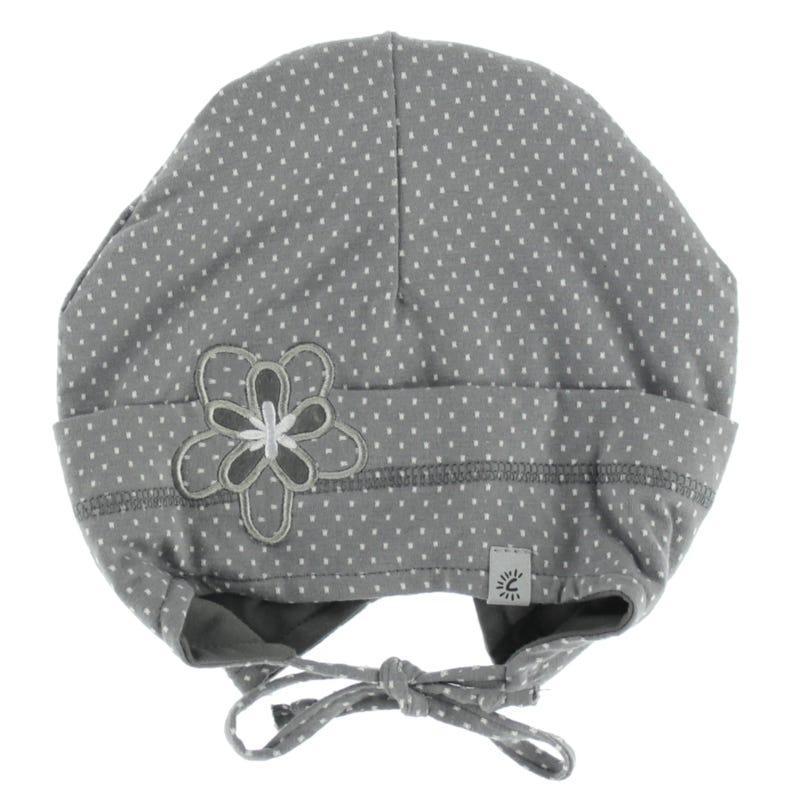 Flower Dot Beanie 18-5yrs