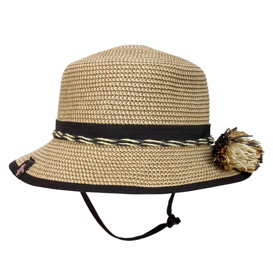 3864fb3e960a8 Calikids Summer Fun Straw Hat 18-7yrs - Clement