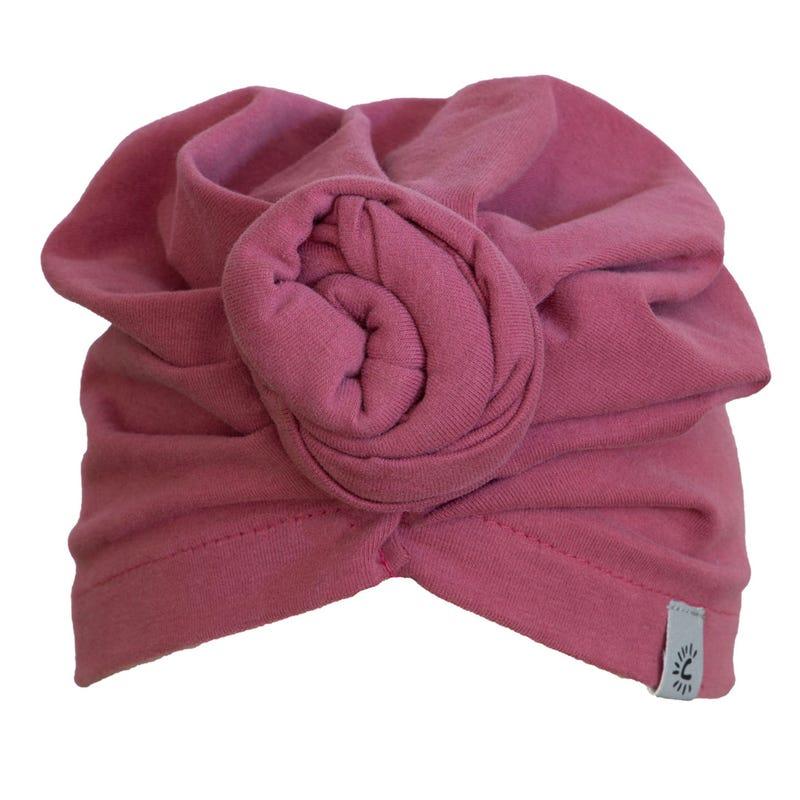 Rosette Hat 0-2y