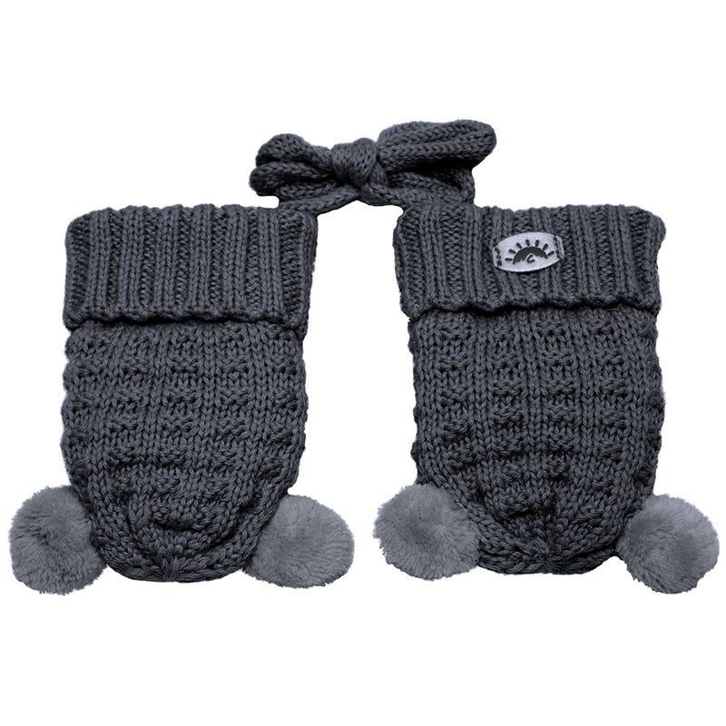 Knit Bear Mitten 9-18m