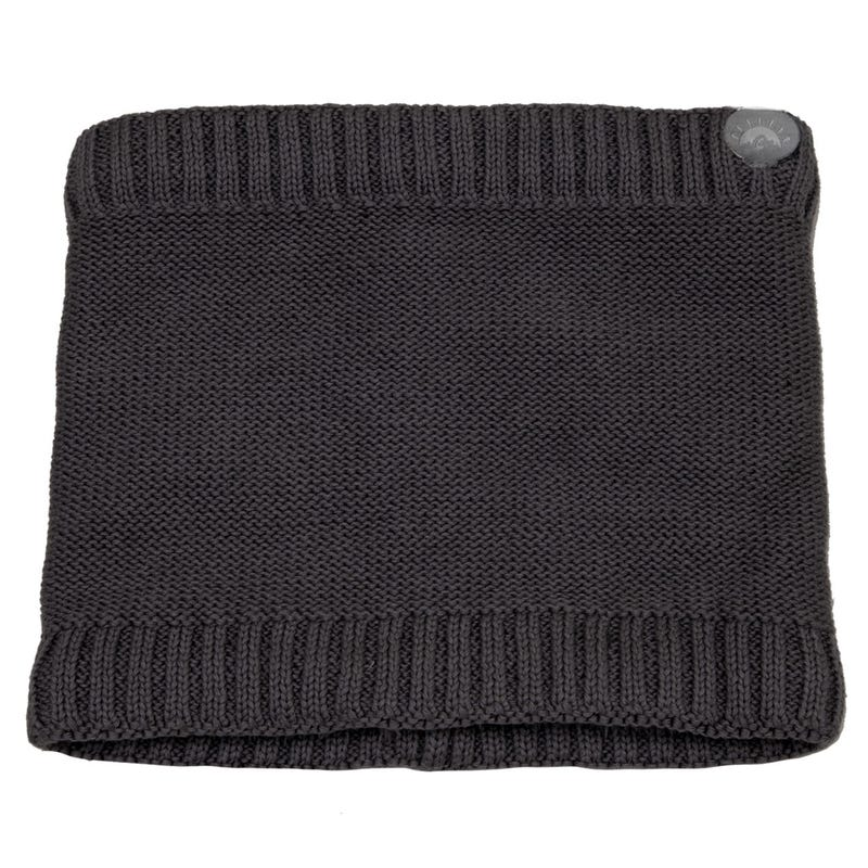 Cotton Knit Neckwarmer 0-36m