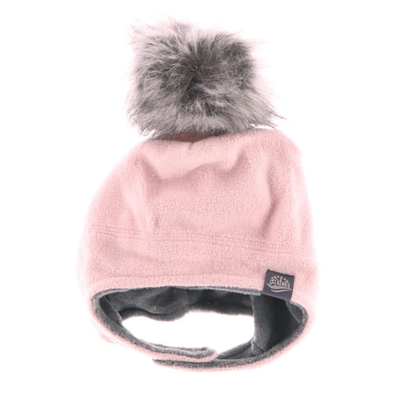 Polar Hat with Pompom 18m-5y