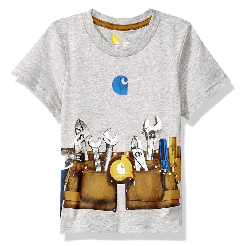 T-shirt Construction 3-24mois