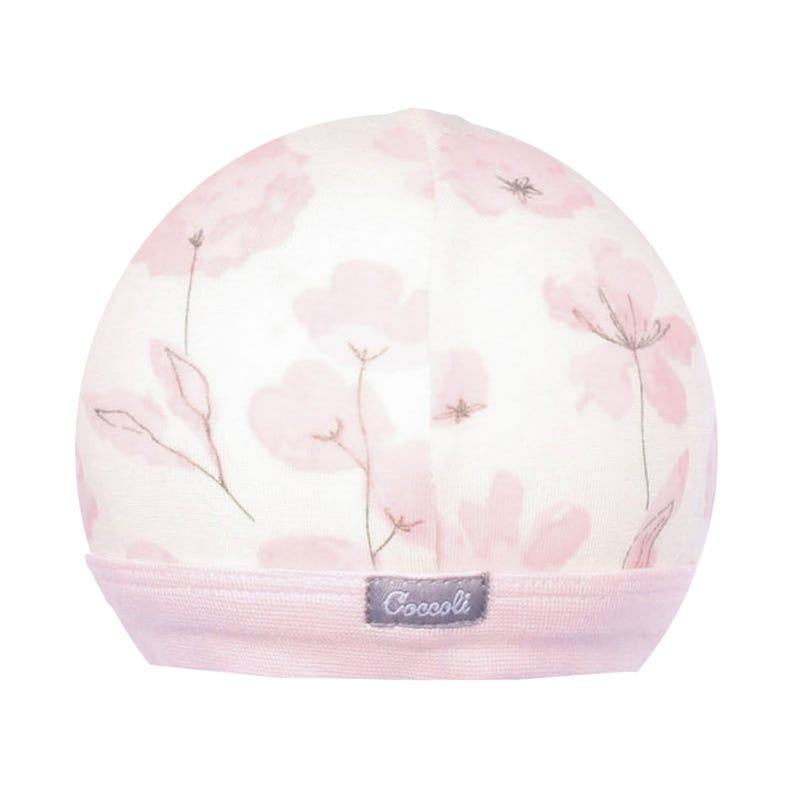 Bonnet Fleurs 0-12m