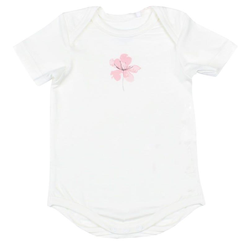 Cache-Couche Fleurs 1-18mois