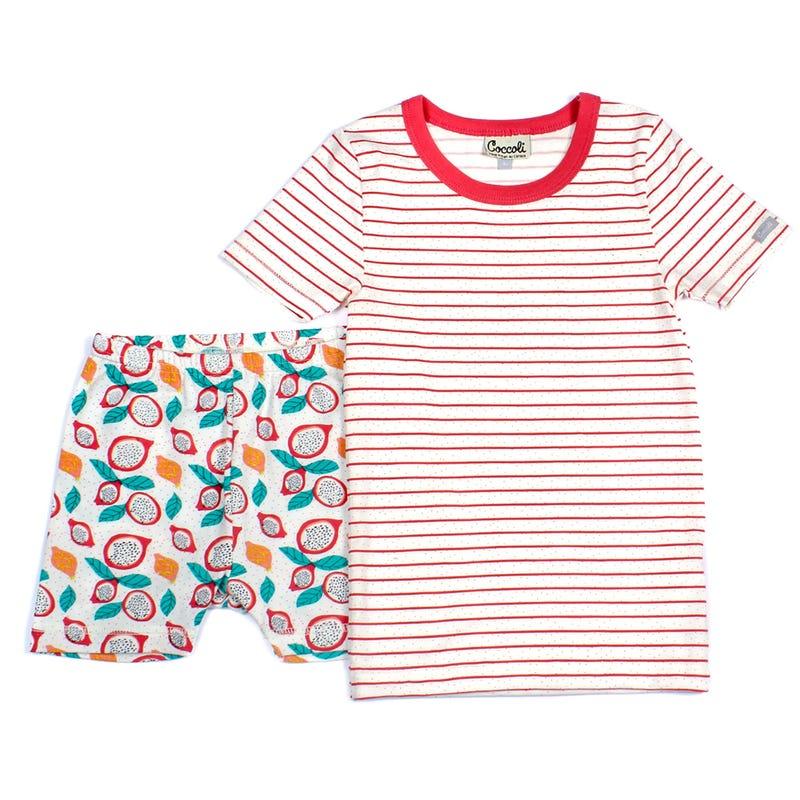 Fruity 2pcs Pajamas 12-24m