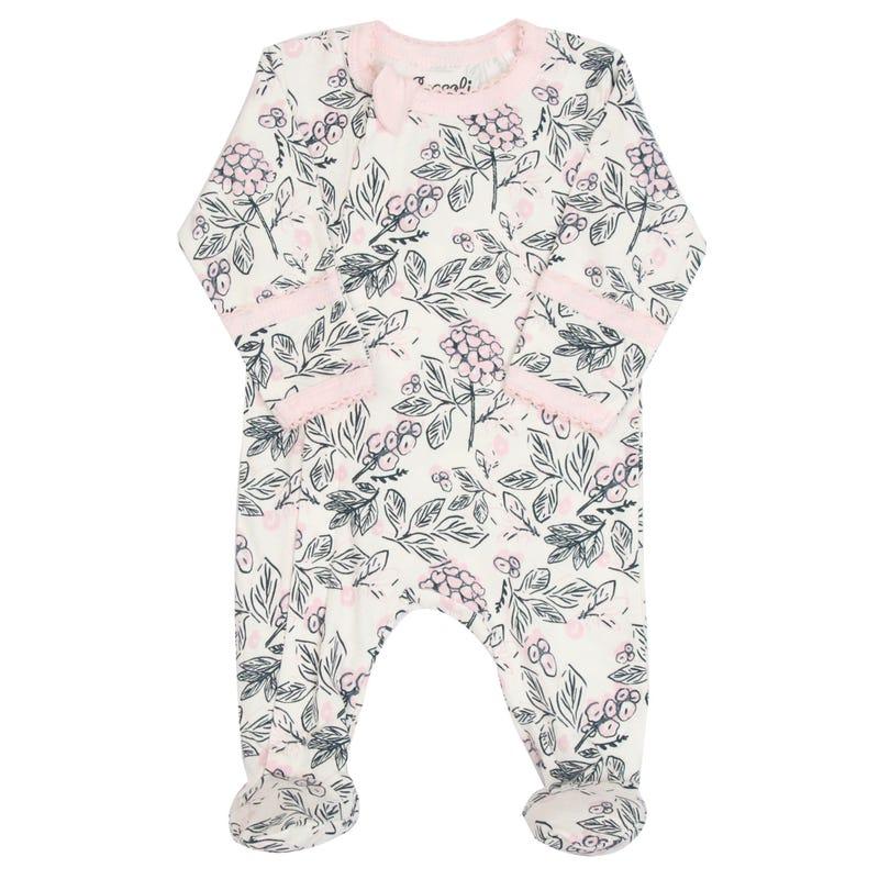 Pyjama Fleurs 1-18mois