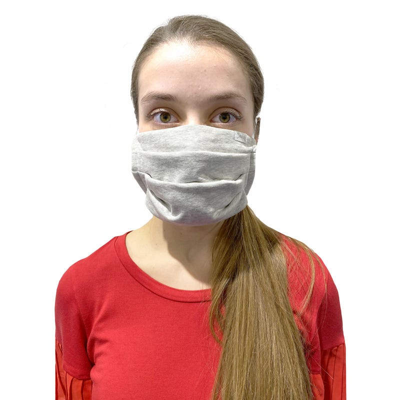 Protection Mask Adult - Grey Mix