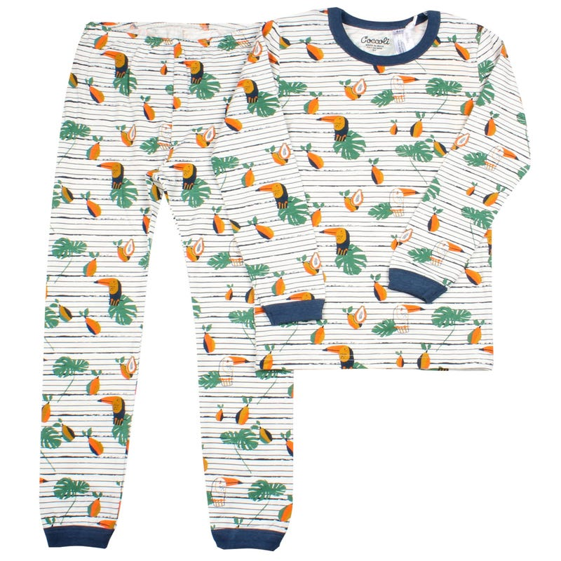 Pyjama Toucan 2-12ans
