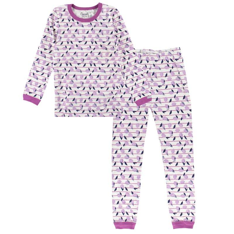 Fruits Pajamas 2-12y