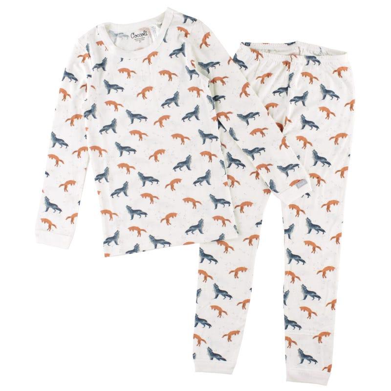 Pyjama Renard 2-12ans