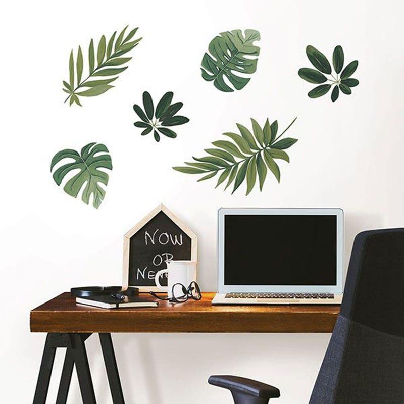 Wall Stickers - Havan Leaves