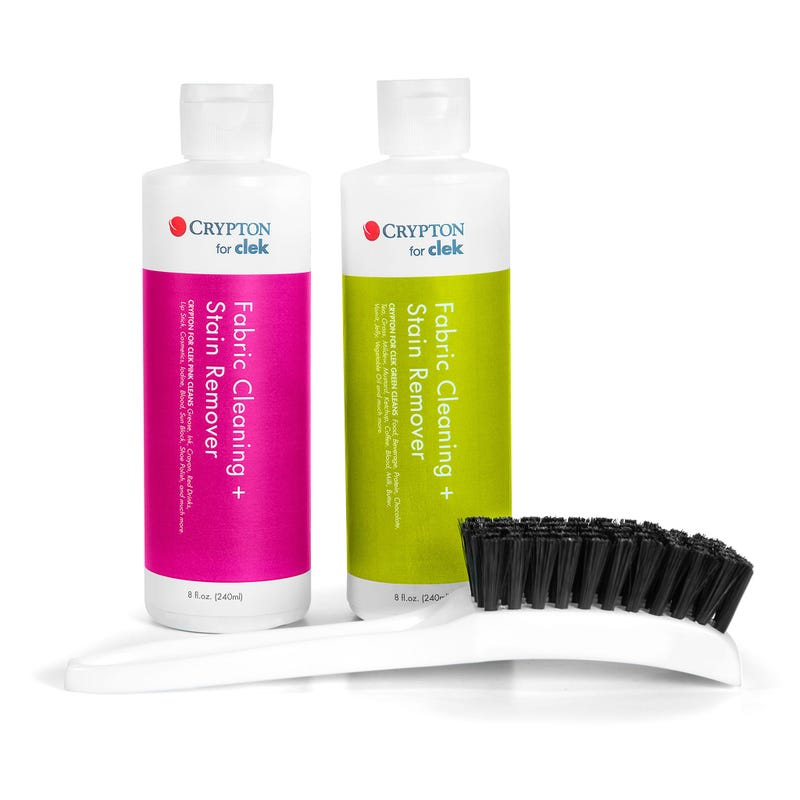 Cleaning Kit for Car Seat Fabric
