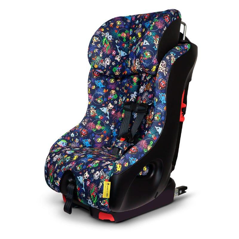 Convertible Car Seat Foonf 14-65lb - Tokidoki Reef Rider