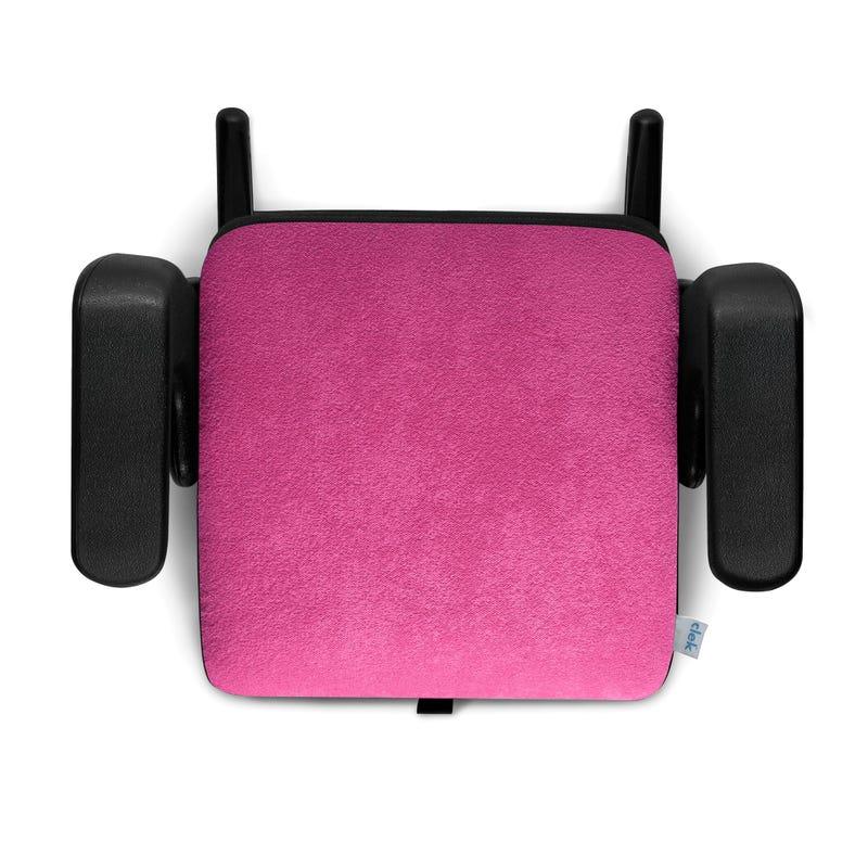 Booster Car Seat Olli 40-120lb - Flamingo