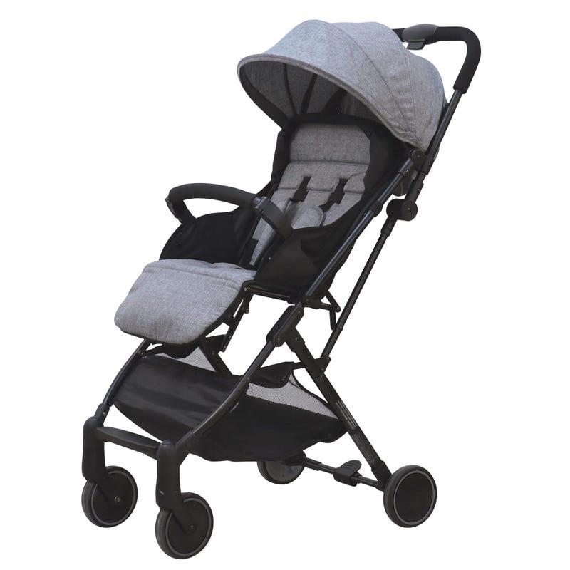 Compact Stroller Bily - Gray