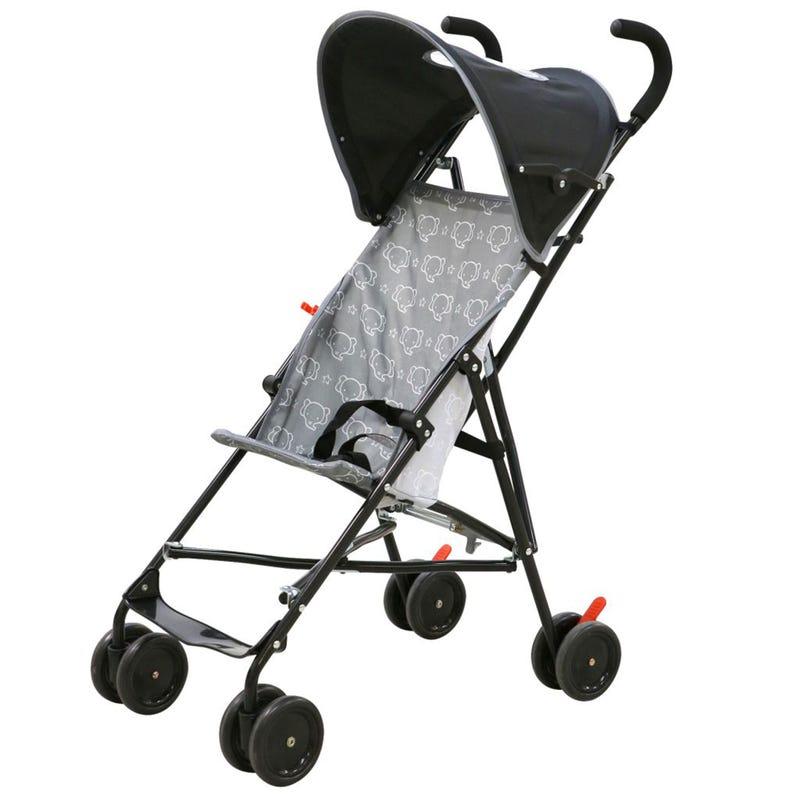 Bily Convenience Stroller - Grey