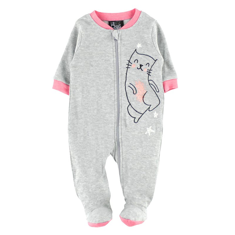 Kitten Pajamas 0-30m
