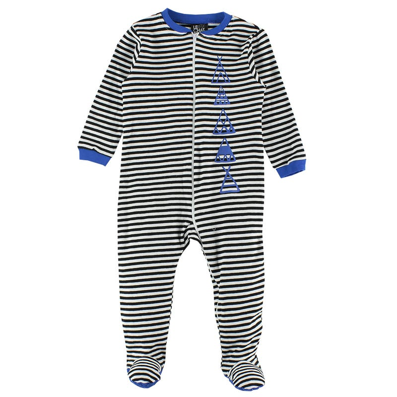 Pyjama Raye Tipi 0-30m