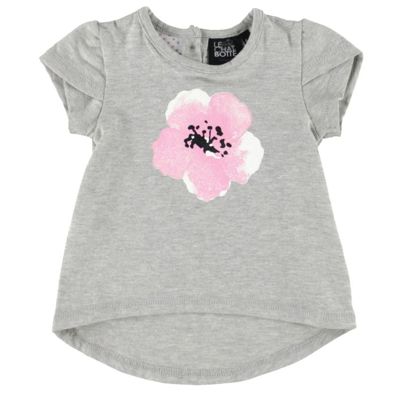 Fiesta Long T-Shirt 3-24m