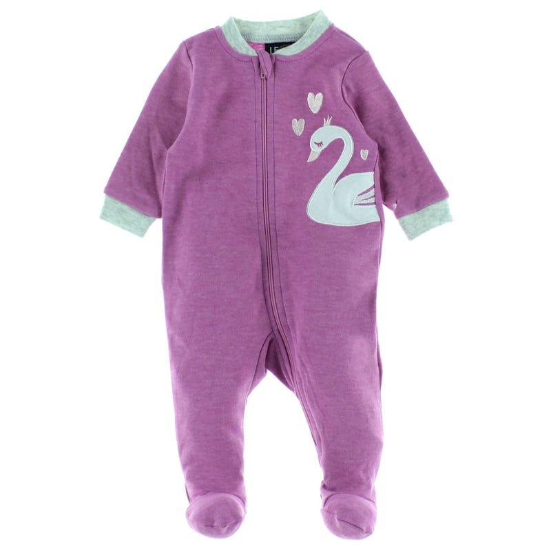 Swan Pajamas 0-30m