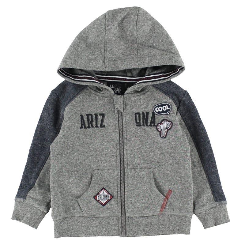 Desert Zip Hoodie 3-24m
