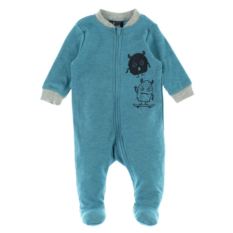 Monster Pajamas 0-30m