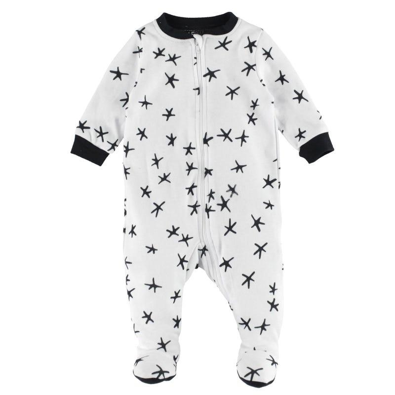Rocket Star Pajamas 0-30m