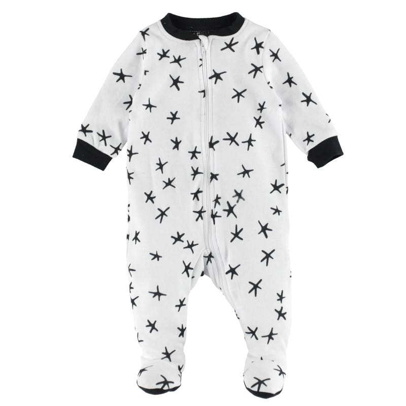 Rocket Star Pajamas 0-30m