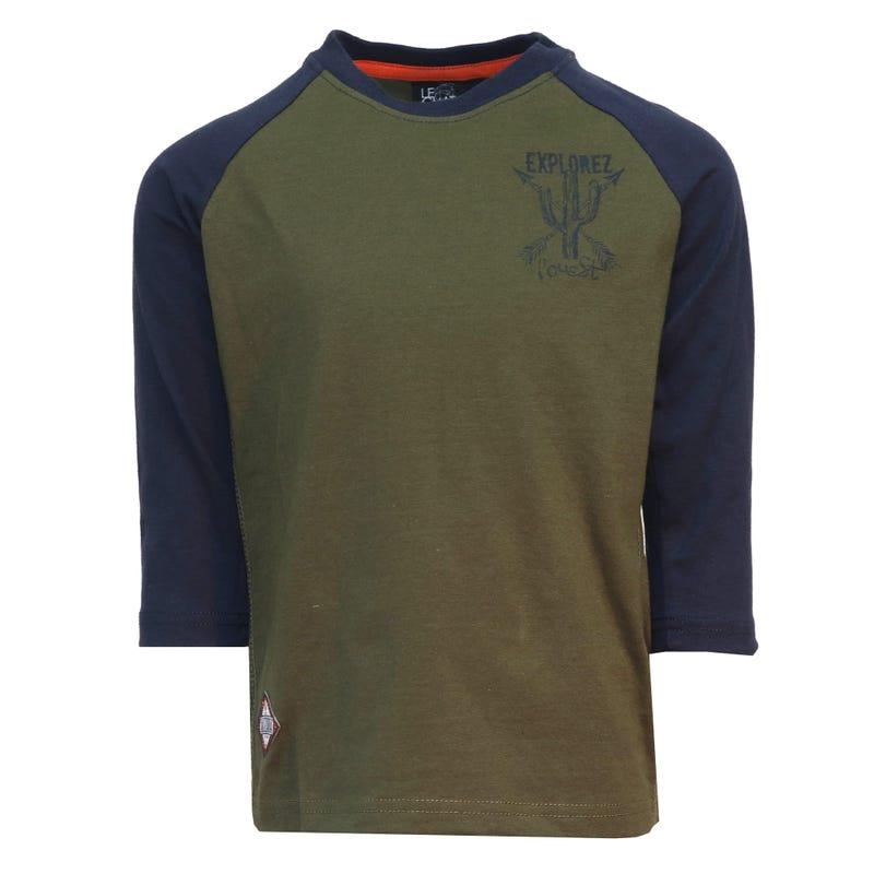Arizona Raglan T-Shirt 2-8y