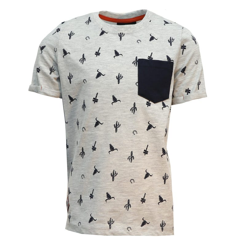 Arizona Pocket T-Shirt 2-8y