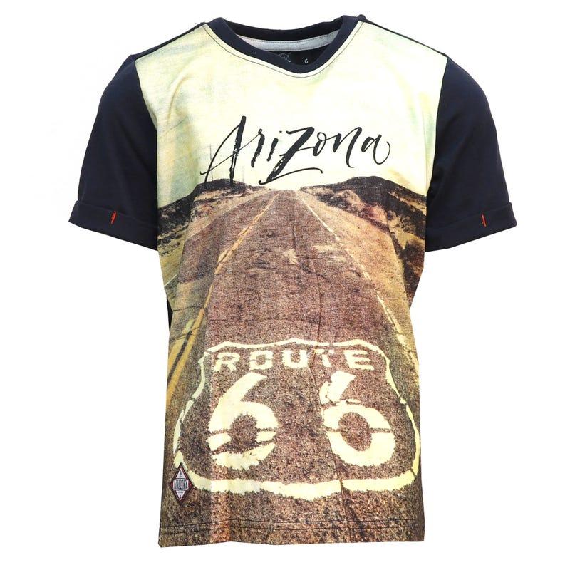 T-Shirt Imprimé Arizona 2-8ans