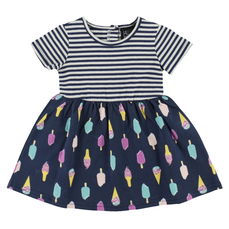 Fun Ice Cream Dress 3-24m