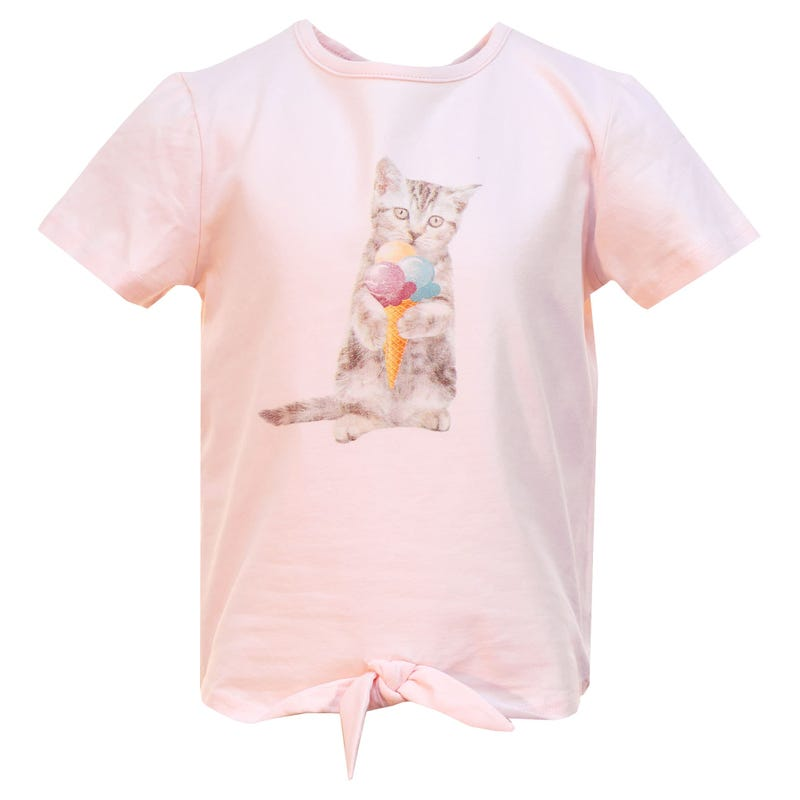 Vacation Cat T-Shirt 2-8y