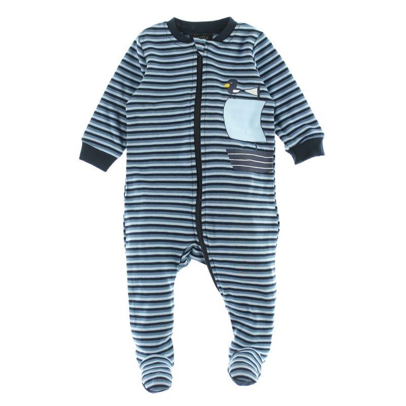Striped Sea Pajamas 0-30m