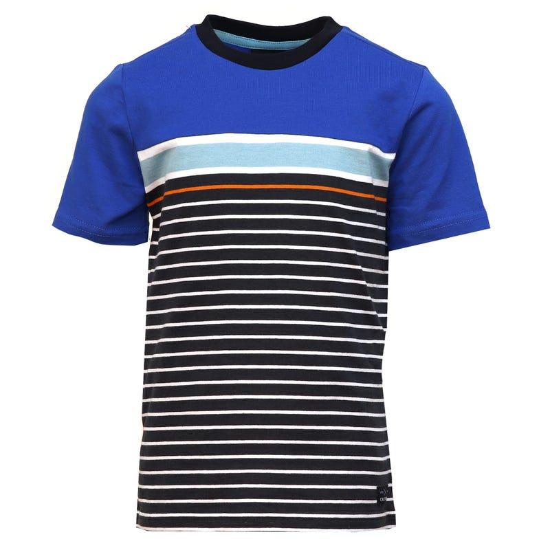 T-Shirt Rayé Surf 2-8