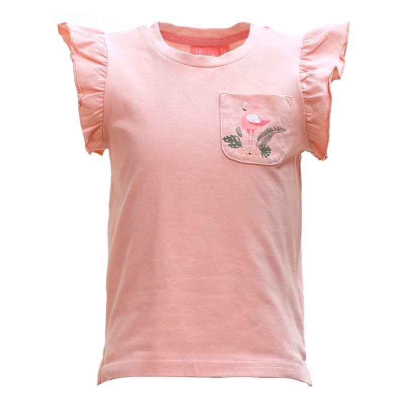 T-Shirt Poche Savane 2-8ans