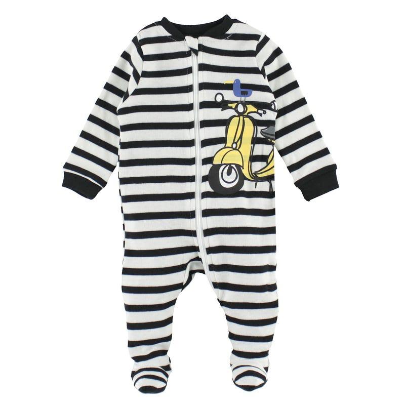 Pyjama Rayé Vespa 0-30mois