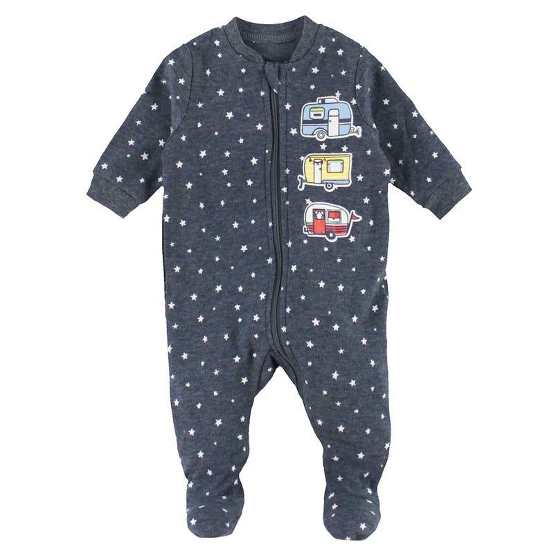 Pyjama Étoiles Roulotte 0-30mois