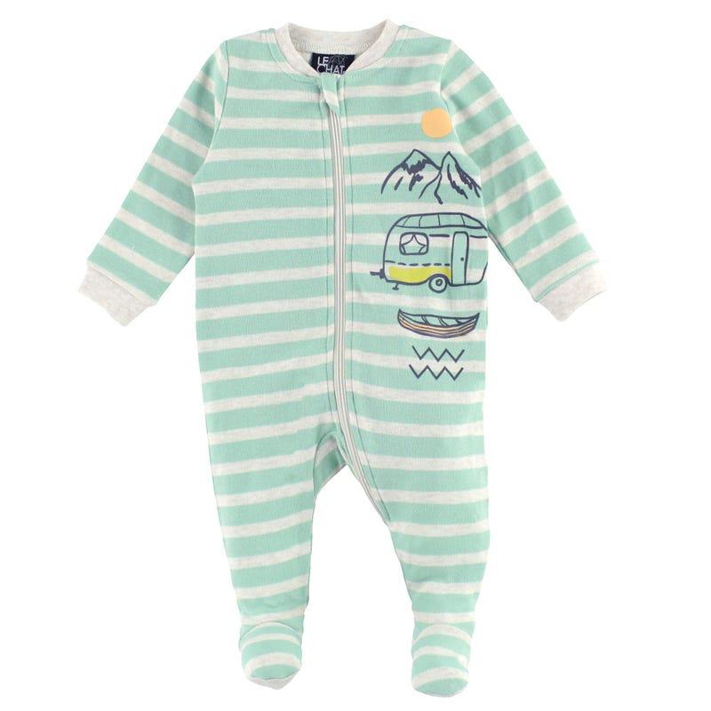 Pyjama Rayé Tipi 0-30mois