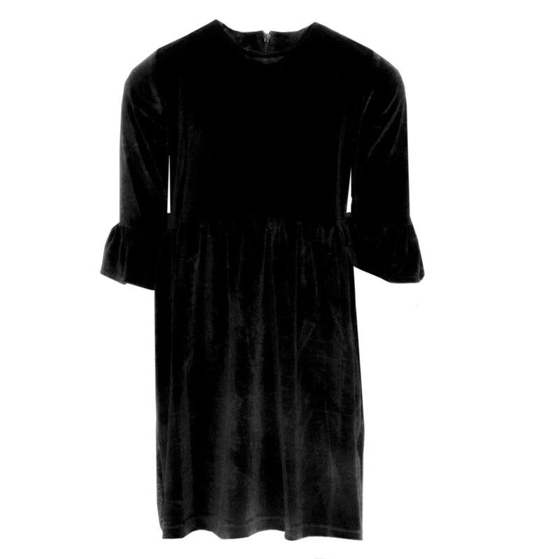 Cat Dress 2-8y