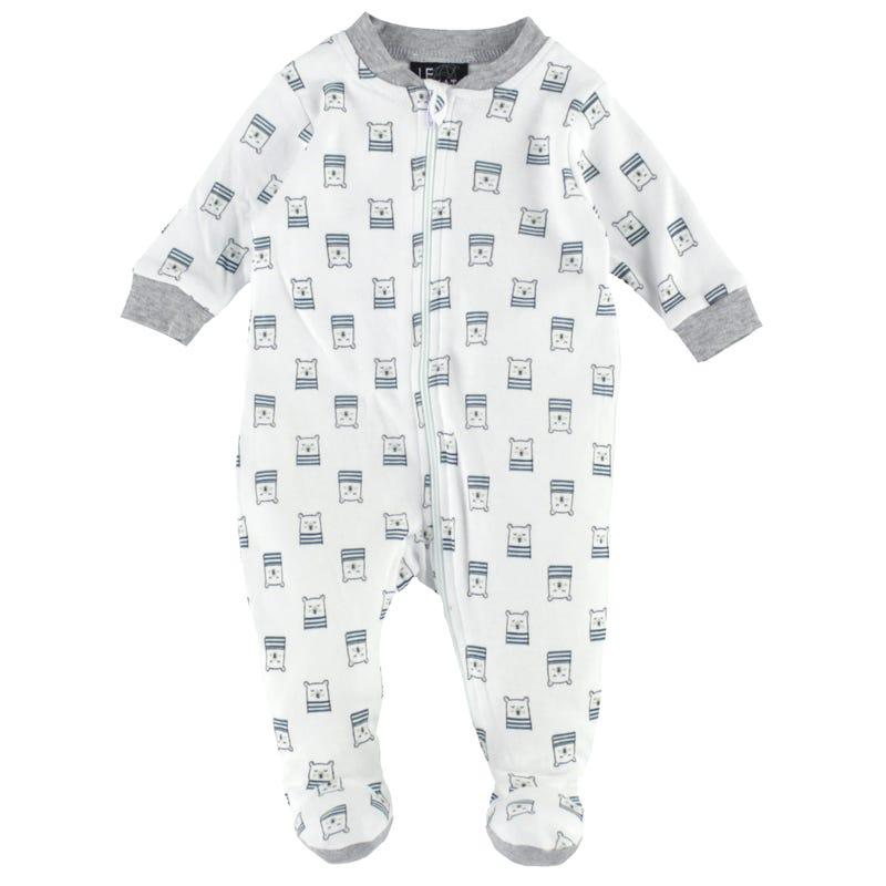 Pyjama Imprimé Ours 0-30mois