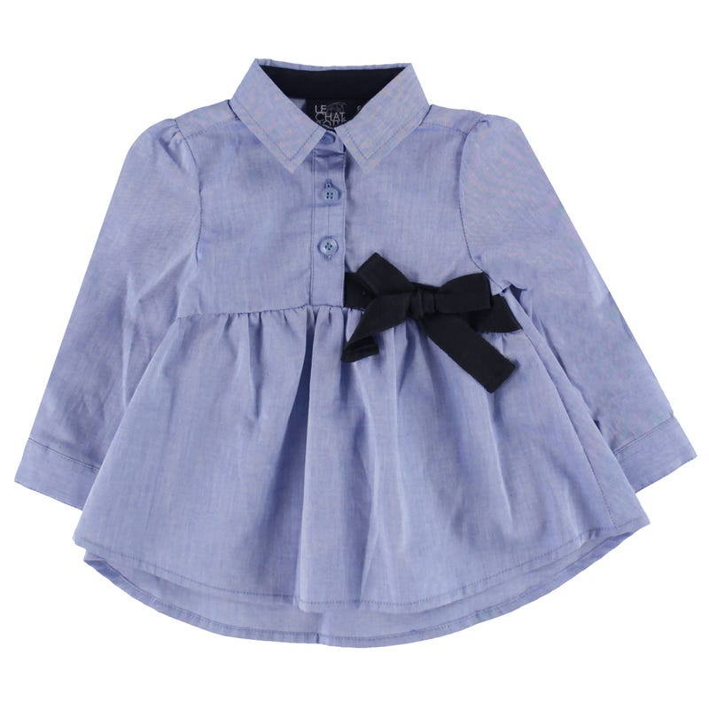 Heart Tunic Shirt 3-24m