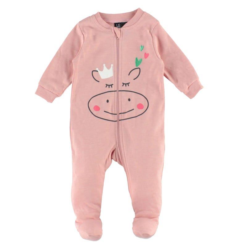 Hippo Pajamas 0-30m